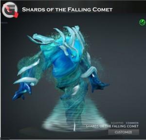 Shards of the Falling Comet (Morphling Set)