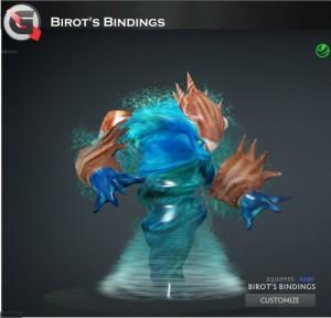 Birot's Bindings (Morphling Set)