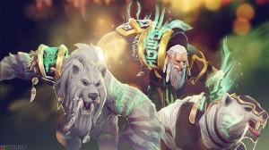 The Atniw's Fury (Lone Druid Set)