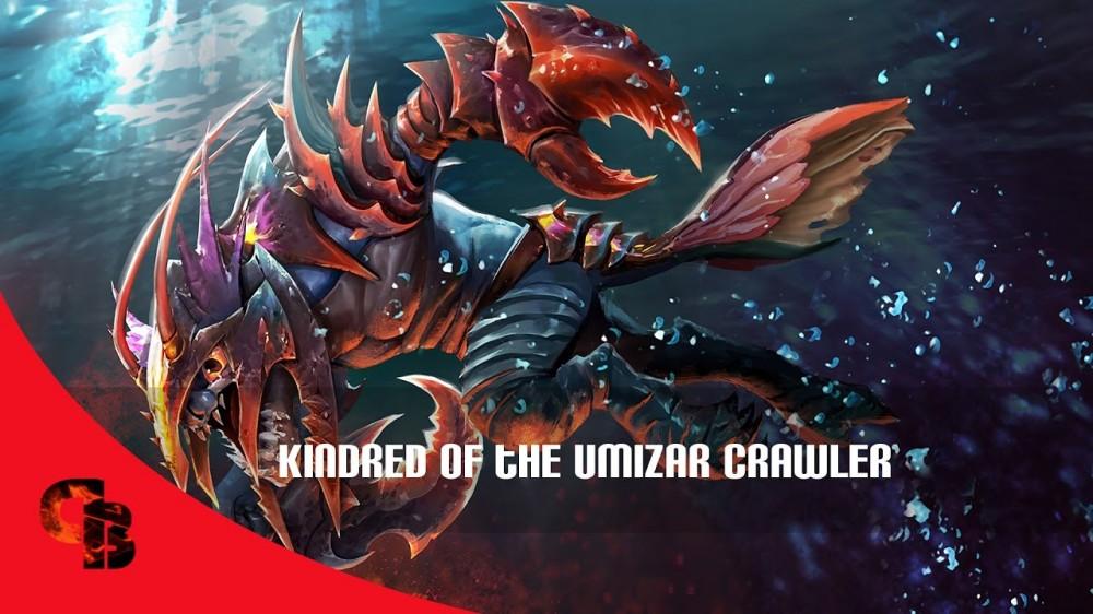 Kindred of the Umizar Crawler (Slark Set)