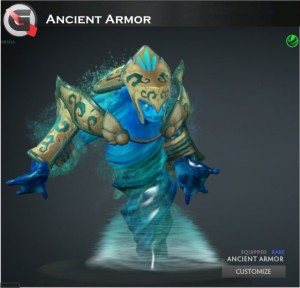 Ancient Armor (Morphling Set)