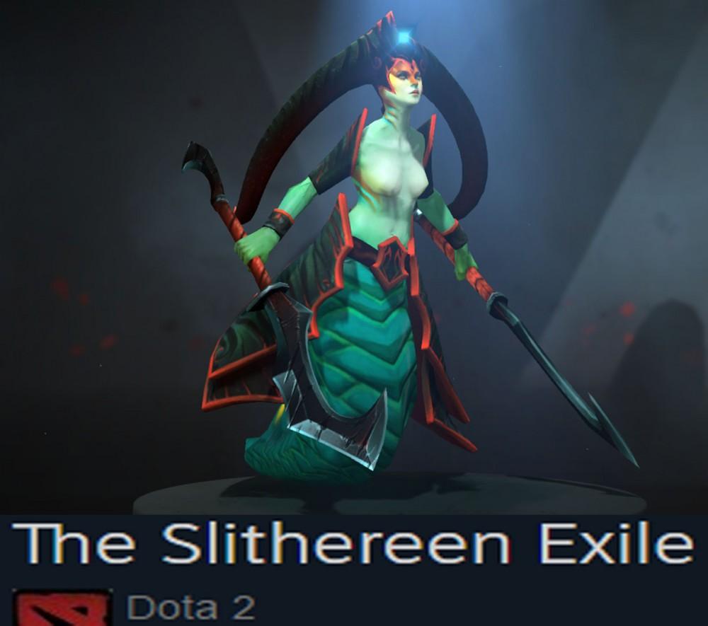 The Slithereen Exile (Naga Siren Set)