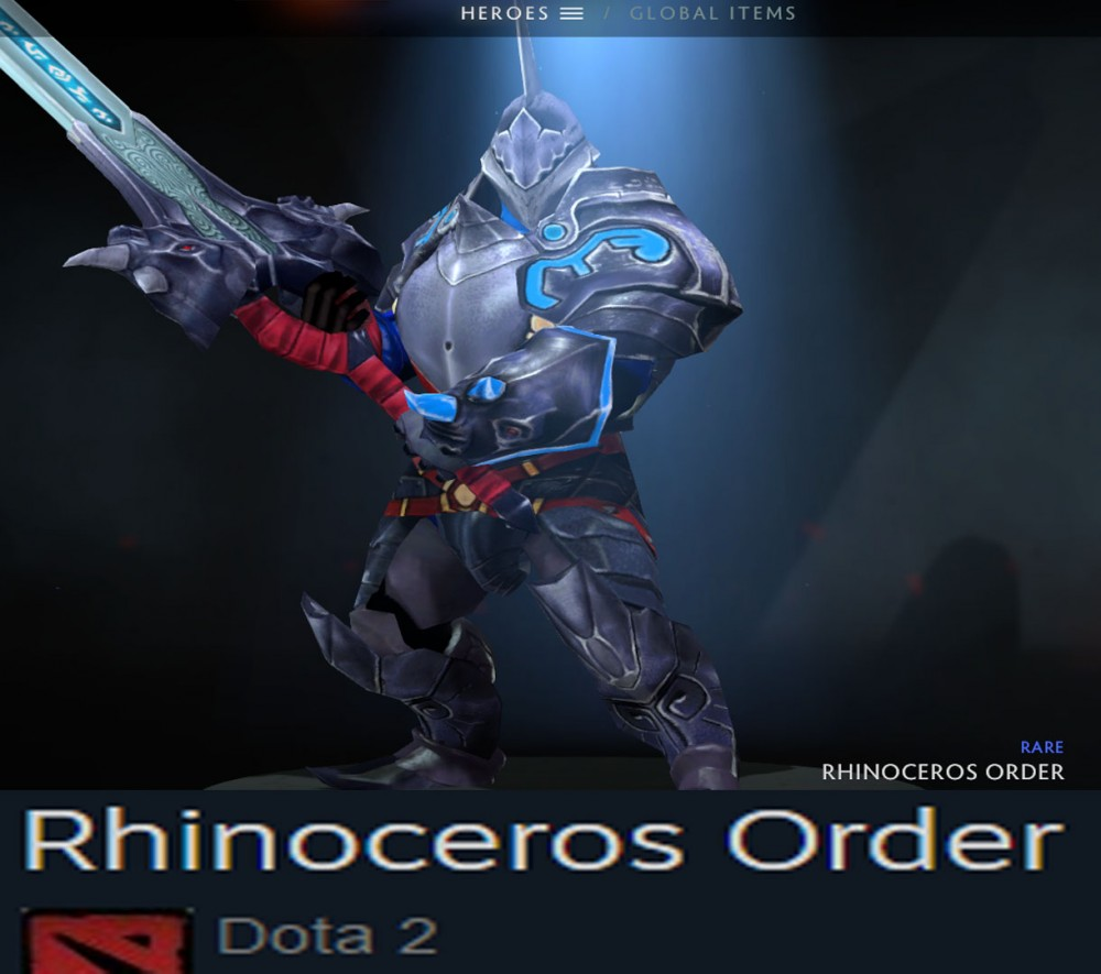 Rhinoceros Order (Sven Set)