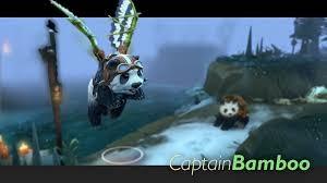 Captain Bamboo Kurir