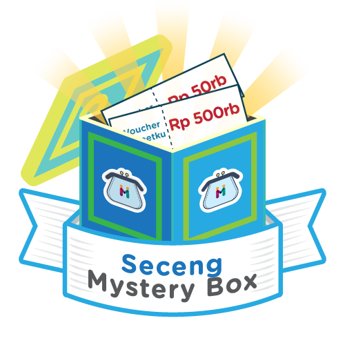 Mystery Box Seceng Pack