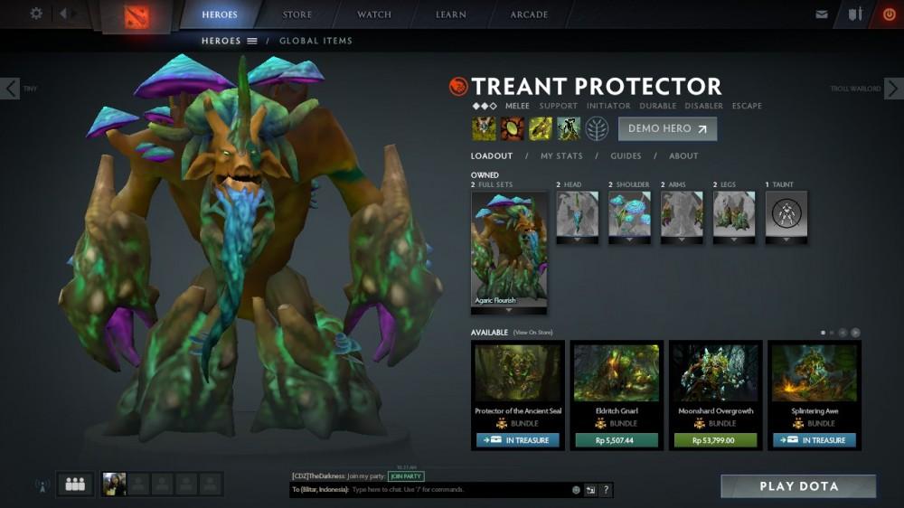 Agaric Flourish (Treant Protector Set)
