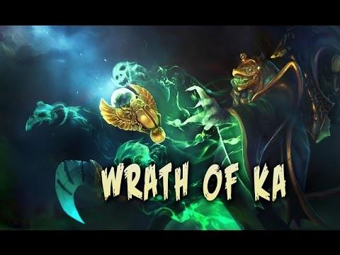 Wrath of Ka (Necrophos Set)
