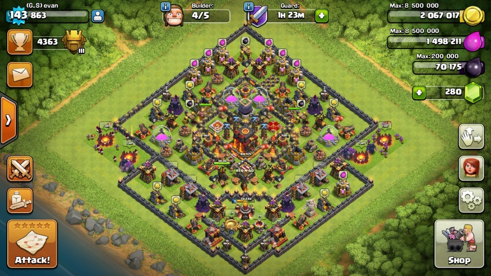 MAX Town Hall 10
