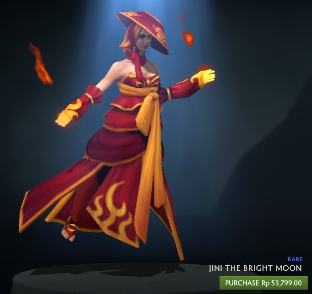 Jini The Bright Moon (Lina Set)