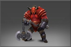Forged in Demons' Blood (Axe Set)