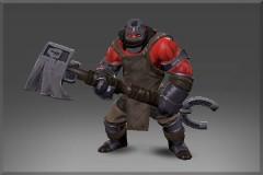 The Forgemaster's Tools (Axe Set)