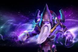 Forgotten Tactician (Dark Seer Set)