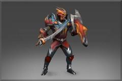 Fire Tribunal Set (Dragon Knight Set)
