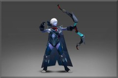 Sylvan Guard's Finery (Drow Ranger Set)
