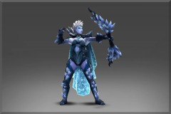 Spikes of Frost (Drow Ranger Set)
