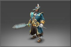 The Admirable Admiral (Kunkka Set)