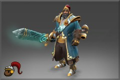 Artillery of the Crested Cannoneer (Kunkka Set)