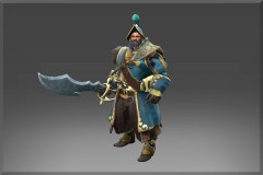Instruments of the Claddish Voyager Set (Kunkka Set)