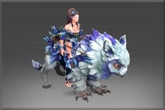 Garments of the Nightsilver Sentinel (Mirana Set)