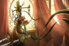 Arms of the Captive Princess (Naga Siren Set)