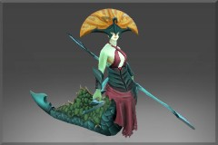 Outcast of the Deep (Naga Siren Set)