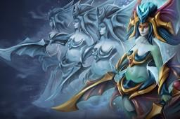 Prismatic Grace (Naga Siren Set)