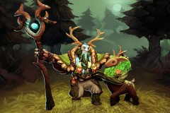 Father of the Forest (Nature's Prophet Set)