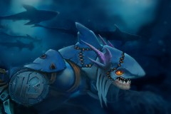 Dark Reef Escape (Slark Set)