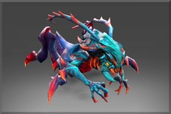 Ember Tipped Carapace (Weaver Set)