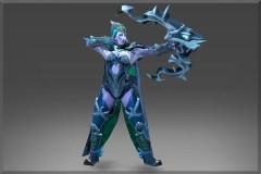 Sentinel (Drow Ranger Set)