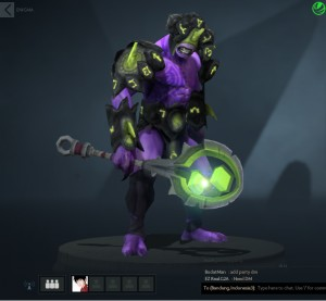 Dials of Claszureme (Faceless Void Set)