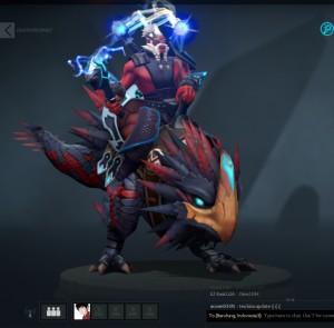 Rider of the Storm (Disruptor Set)