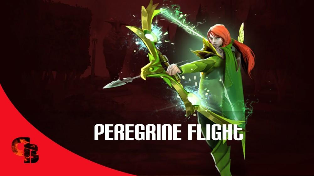 Dota 2 Lion S Immortal Item Fin King S Charm: Jual Peregrine Flight (Immortal Windranger) Game Dota 2