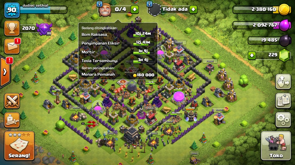 th 9 max x-bow ayo angkuttt