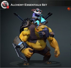 Alchemy Essentials Set (Alchemist Set)