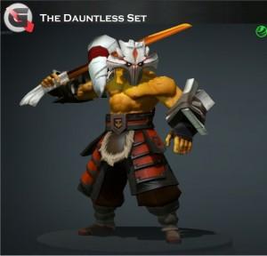 The Dauntless   (Juggernaut Set)