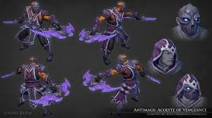 Acolyte of Vengeance (Anti-Mage Set)