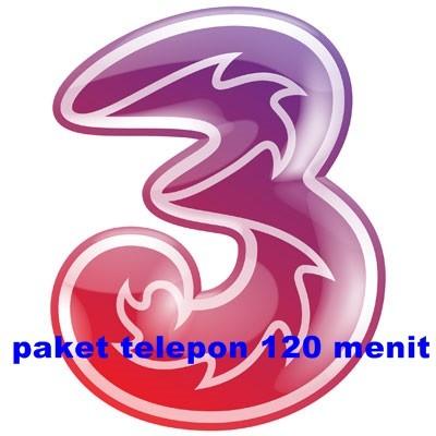 PAKET TELPON 120 MENIT