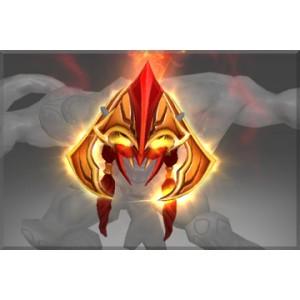 Inscribed Searing Dominator (Immortal Huskar)