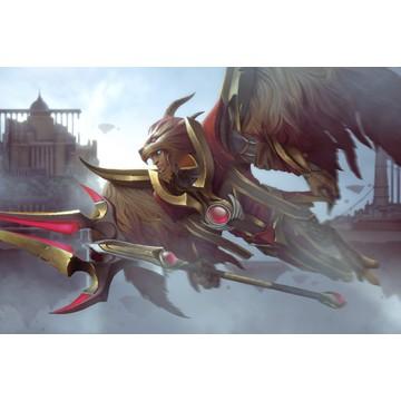 Vigilance of the Manticore (Skywrath Mage Set)