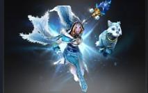 Frost Avalanche (Arcana Crystal Maiden)