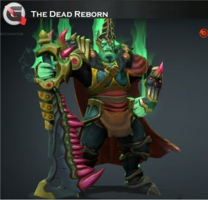 The Dead Reborn (Wraith King Set)