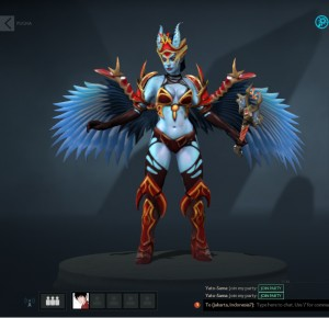 Bonds of Vincere (Queen of Pain Set)