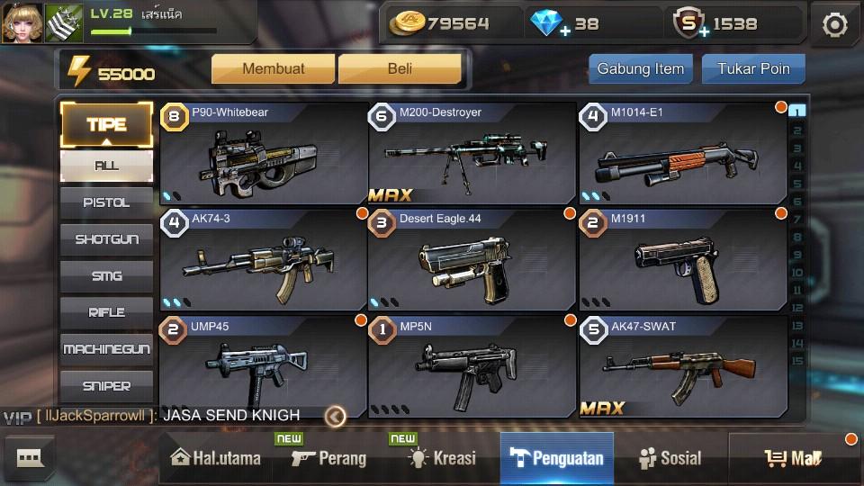 P90 Polosan VIP1
