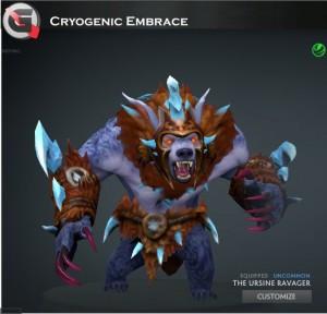 Cryogenic Embrace (Ursa Set)