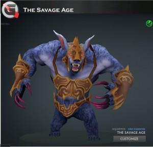 The Savage Age (Ursa Set)