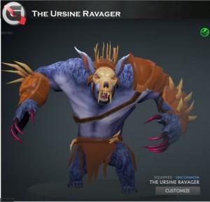The Ursine Ravager (Ursa Set)