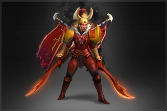 Inscribed Blades of Voth Domosh (Arcana Legion Commander)