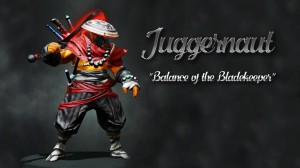 Balance of the Bladekeeper (Juggernaut Set)
