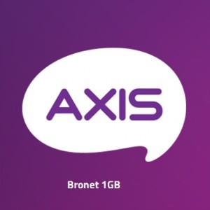 Paket Data Bronet 1GB 24 Jam 30 Hari
